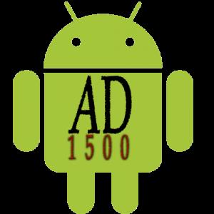 ad1500 android aplikacija
