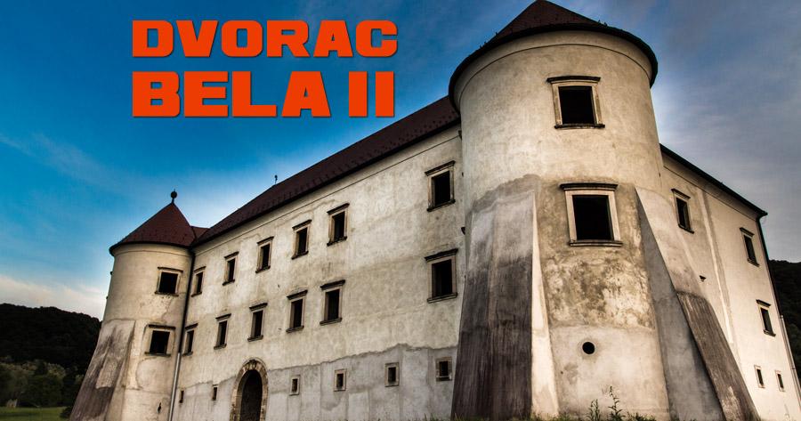 Dolina vitezova i dvorac Bela II Margečan
