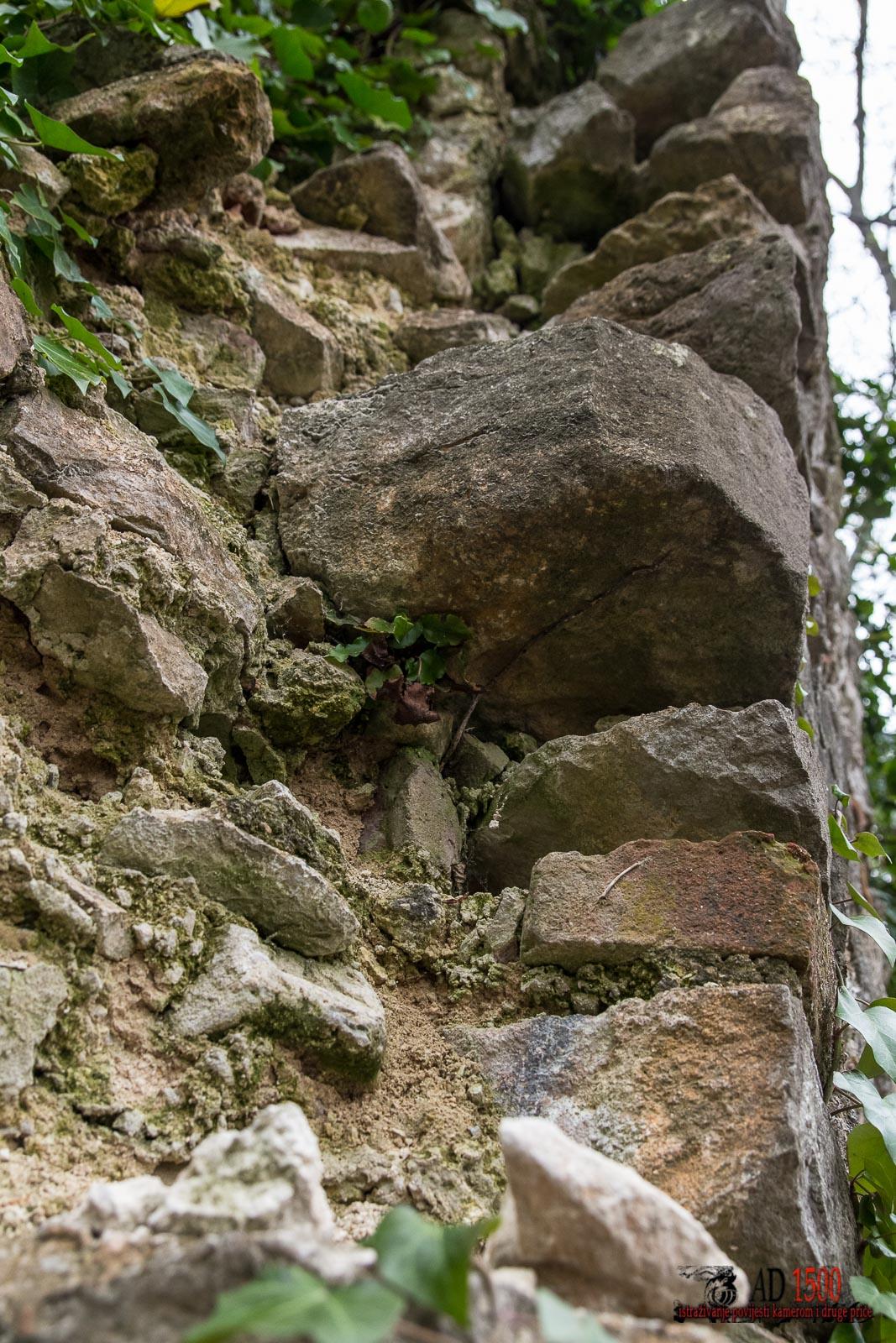 Kako se slagao kamen
