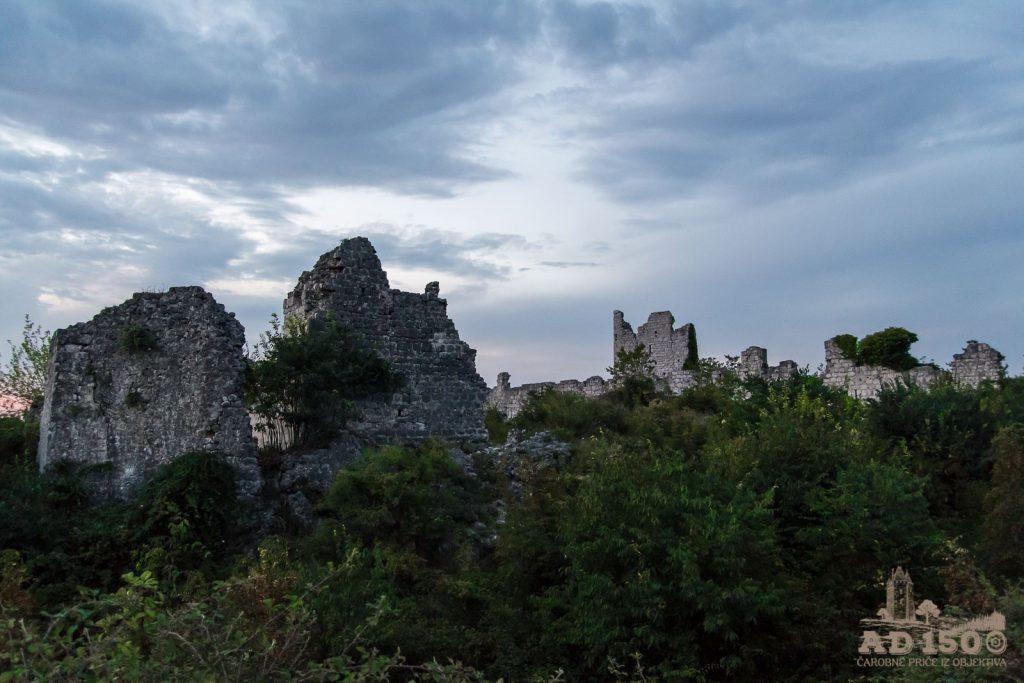 Utvrda Vrana