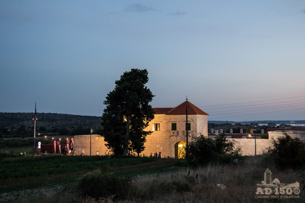 Maškovića han od strane utvrde