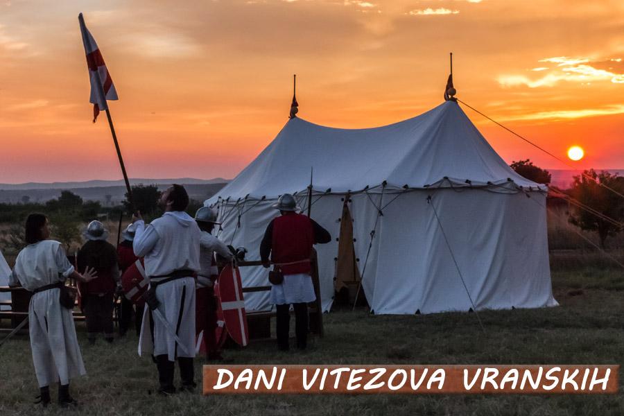 Dani Vitezova vranskih